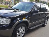 Cần bán xe Ford Escape Limited sản xuất năm 2007, màu đen