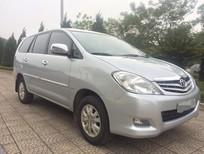 Chính chủ bán xe Toyota Innova 2.0G  2010, màu bạc, 388tr