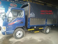 Xe tải JAC 2 tấn 4 / 2t4 / 2,4t giá rẻ