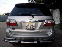 Cần bán Toyota Fortuner G 2010, màu bạc chính chủ, giá 635tr