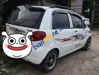 Cần bán gấp Daewoo Matiz SE đời 2007, màu trắng còn mới