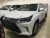 Bán Lexus LX570 2017 nhập trung đông, mới 100%, Full kịch đồ, xe giao ngay