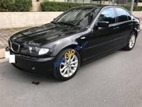 Bán BMW 3 Series 318i đời 2005, màu đen