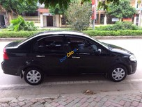 Bán Daewoo Gentra sản xuất 2009, màu đen như mới