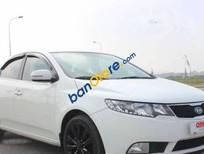 Bán Kia Forte EX 1.6MT đời 2013, màu trắng