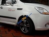 Bán Chevrolet Spark LT 0.8 MT sản xuất 2010, màu trắng chính chủ