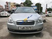 Bán Hyundai Verna đời 2008, màu bạc, xe nhập