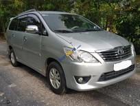 Cần bán xe Toyota Innova J sản xuất 2006, màu bạc xe gia đình