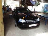 Cần bán xe Daewoo Lanos sản xuất 2008, màu đen, giá 185tr