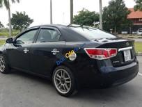Cần bán xe Kia Forte đời 2011, màu đen