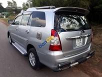 Bán ô tô Toyota Innova đời 2008, màu bạc chính chủ, giá chỉ 289 triệu
