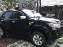 Cần bán xe Toyota Fortuner 2.5G đời 2010, màu đen số sàn