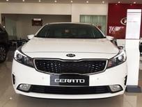 Bán ô tô Kia Cerato đời 2017, màu trắng