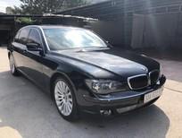 Cần bán BMW 7 Series 750i đời 2017, màu đen, nhập khẩu nguyên chiếc, chính chủ, giá 650tr