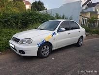 Cần bán lại xe Daewoo Lanos EX 1.5 đời 2003, màu trắng còn mới