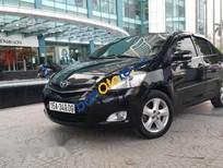 Cần bán lại xe Toyota Vios E đời 2008, màu đen chính chủ
