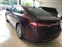 Bán xe Toyota Avalon Limited Hybrid đời 2017, màu đỏ, nhập khẩu