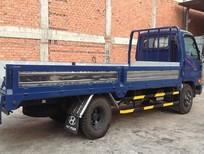 Hyundai HD99 HD650 tự đổ, thùng 4.7 khối. Tổng tải 10 tấn