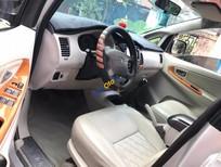 Bán Toyota Innova J lên G đời 2007, màu bạc
