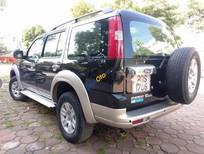 Cần bán xe Ford Everest AT đời 2009, màu đen số tự động