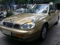 Bán xe Daewoo Leganza đời 2000, màu vàng, giá 145tr