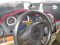 Cần bán lại xe Daewoo Gentra đời 2007, màu trắng chính chủ