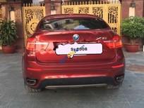 Bán lại xe BMW X6 xDriver50i đời 2008, màu đỏ, xe nhập
