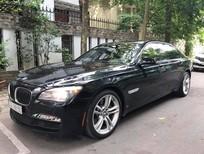 Cần bán xe BMW 7 Series 750Li 2010, màu đen, nhập khẩu nguyên chiếc