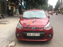 Cần bán xe Hyundai i10 1.0AT đời 2016, màu đỏ, nhập khẩu giá cạnh tranh