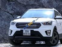 Bán Hyundai Creta sản xuất 2017 màu trắng, 771 triệu, nhập khẩu. LH: 0919293562