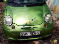 Bán ô tô Daewoo Matiz SE 0.8 MT 2003, màu xanh lam xe gia đình, giá chỉ 55 triệu