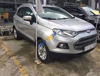 Bán Ford EcoSport AT đời 2015, màu bạc