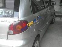Bán xe Daewoo Matiz đời 2004, màu bạc, giá 92tr