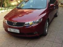 Bán ô tô Kia Cerato đời 2010, màu đỏ, xe nhập