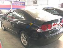 Bán xe Honda Civic 2.0AT, đời  2008, màu đen