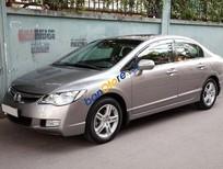 Cần bán xe Honda Civic 2.0AT 2008, màu xám bạc