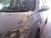 Bán Daewoo Gentra SX 1.5 MT đời 2009, màu bạc, giá chỉ 170 triệu