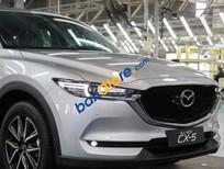 Bán xe Mazda CX 5 năm 2017, màu bạc