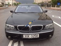Bán BMW 7 Series 750Li đời 2008, màu đen, xe nhập giá cạnh tranh