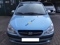 Bán xe Hyundai Getz 1.1MT đời 2010, màu xanh lam, nhập khẩu nguyên chiếc