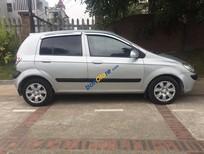 Bán Hyundai Getz 1.1MT sản xuất 2011, màu bạc, nhập khẩu nguyên chiếc, giá chỉ 216 triệu