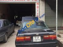 Cần bán gấp Honda Accord 1984, màu đen