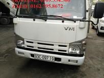 Xe tải Isuzu 3 tấn 5 / 3t5 / 3,5t trả góp cao