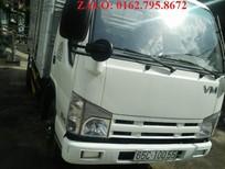 Đại lý bán xe tải Isuzu 3 tấn 5 / 3t5 / 3,5t giá rẻ