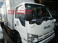 Công ty bán xe tải Isuzu 3 tấn 5 / 3t5 / 3,5t giá rẻ