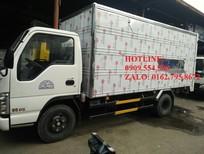Xe tải Isuzu 3 tấn 5 / 3t5 / 3,5t trả góp 100% giá trị xe