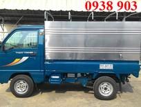 Cần bán xe Thaco Towner 800 mới 100%, thùng mui bạt, tải trọng 900kg