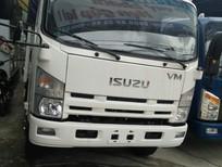 Xe tải Isuzu 8 tấn 2 / 8t2 / 8,2t giá rẻ, hỗ trợ vay cao