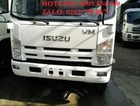 Xe tải Isuzu 8 tấn 2 / 8t2 / 8,2t uy tín Sài Gòn