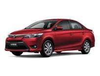 Bán ô tô Toyota Vios E 2017, hỗ trợ trả góp lên tới 80%